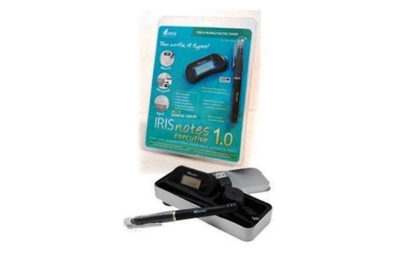 Smartpen ohne Spezialpapier IRISNotes Executive 1