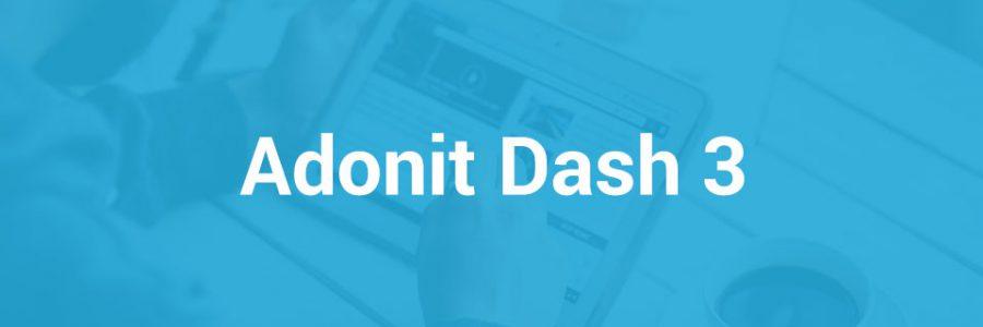 Adonit Dash Test
