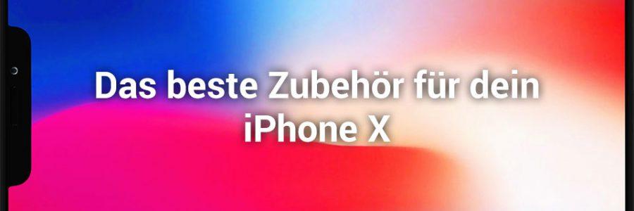 iPhone X Zubehör im Test