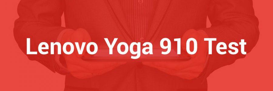 Das Lenovo Yoga 910 im Test